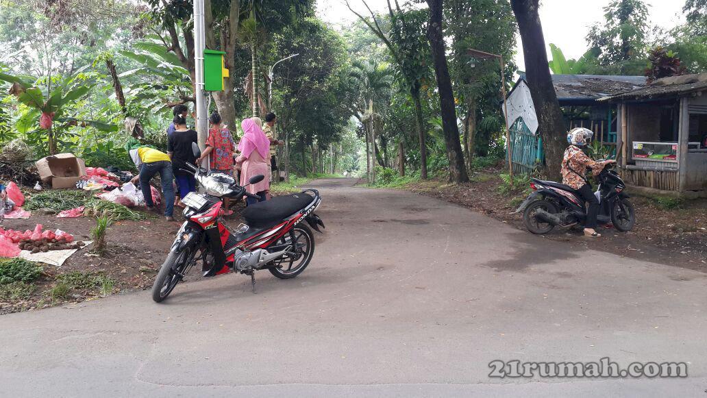 Jual Murah Tanah Kavling 400 M2, di dalam Kota Bogor