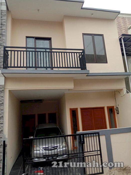 Jual rumah baru Jadi 2 lantai hanya 875jutaan di Bintaro
