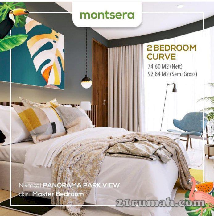 Apartemen TreeparkCity Montsera harga jual bersahabat ...