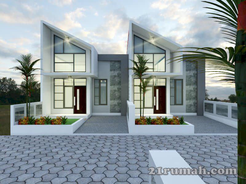 Dijual Rumah Mewah Harga Murah Desain Modern Hanya 200 Jutaan Kota Malang Idrumah
