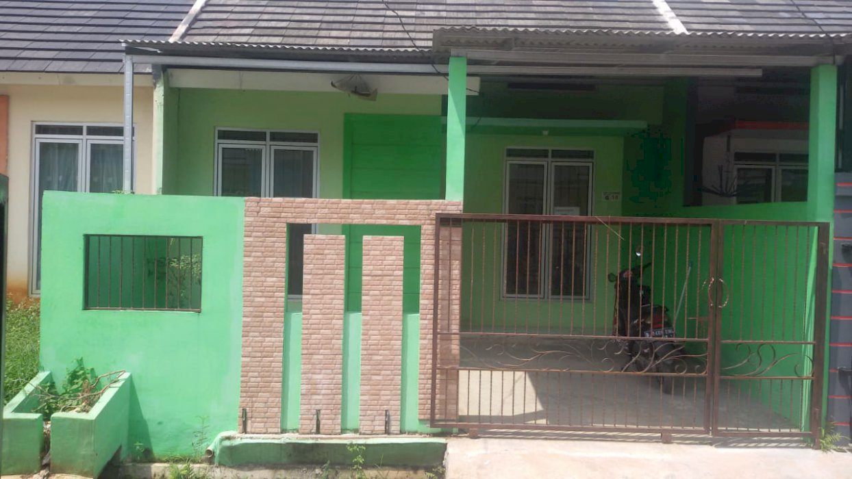 Dijual Rumah Di Bukit Hijau Karawaci Tangerang Idrumah